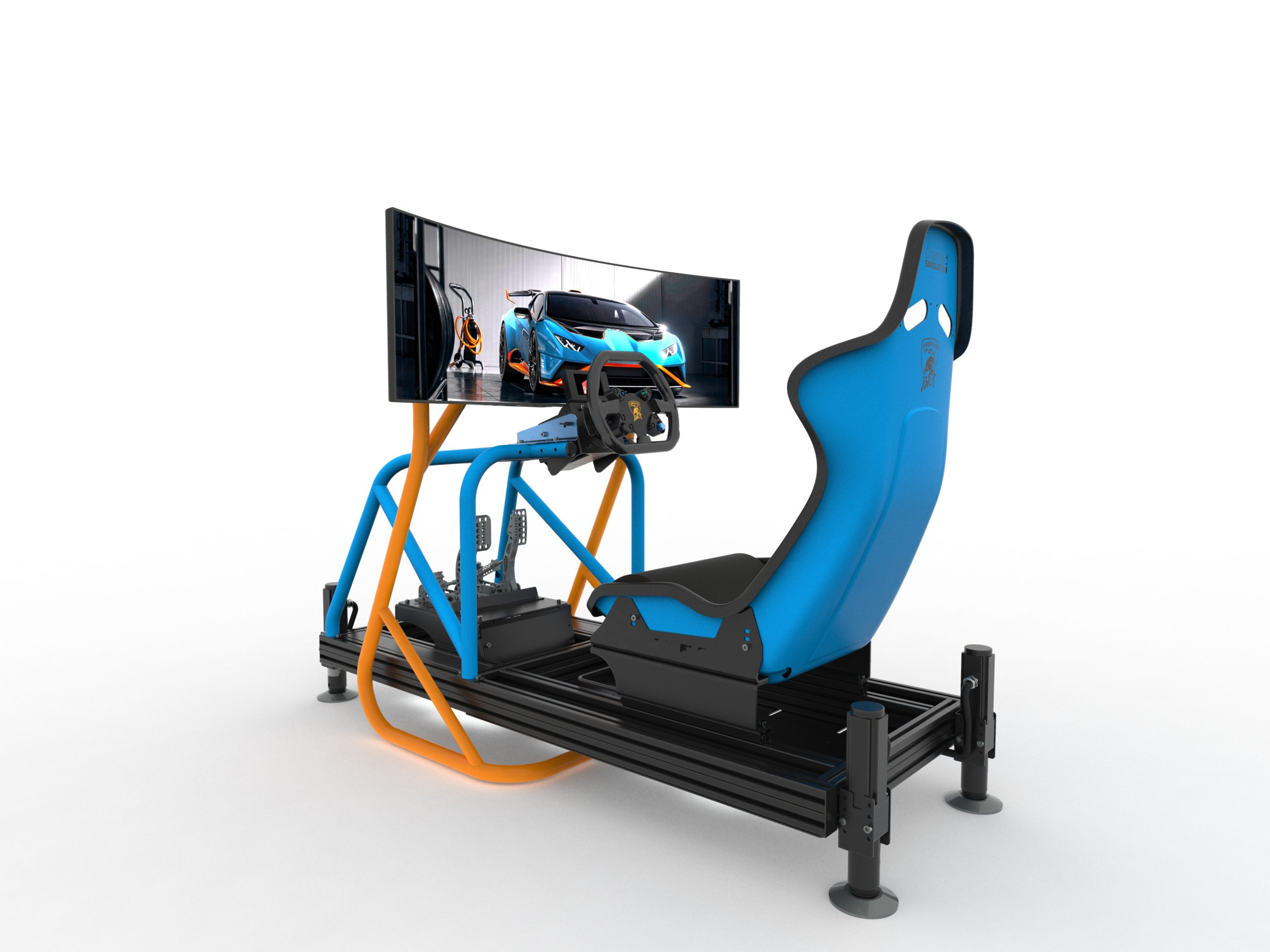 GFQ Simulator - Lamborghini Example