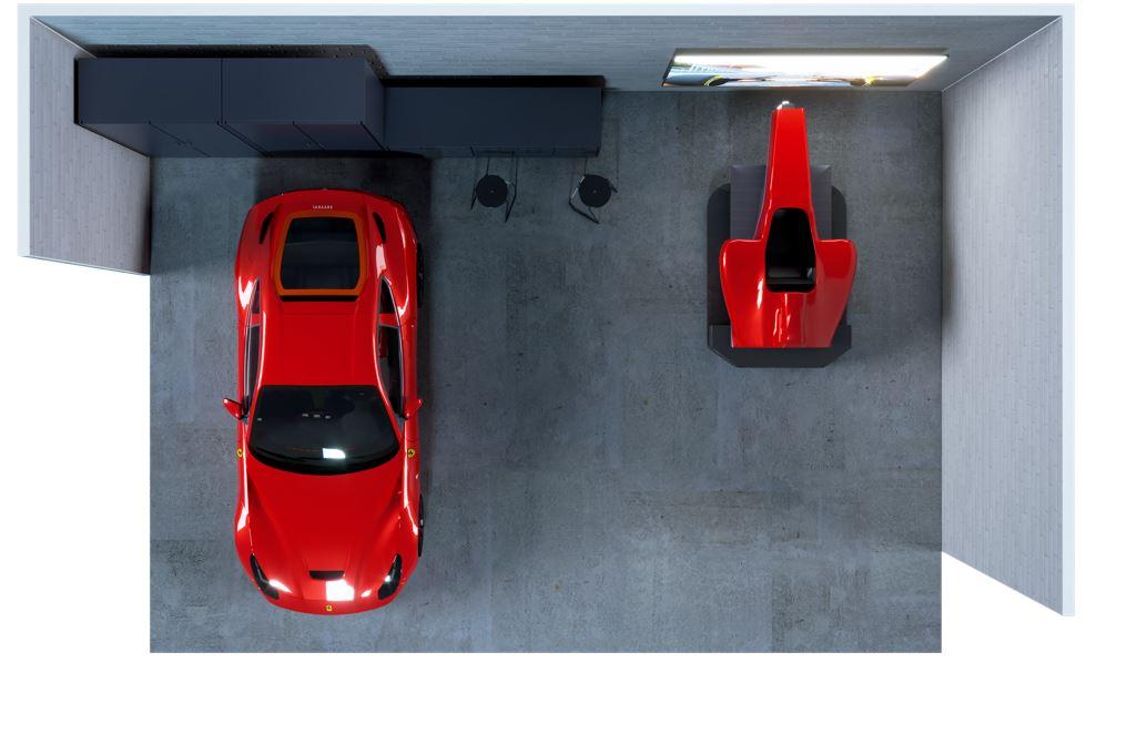Garage Simulator