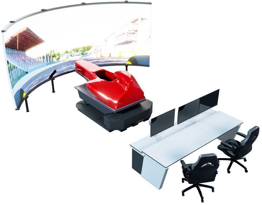 pro-driver-training-simulator
