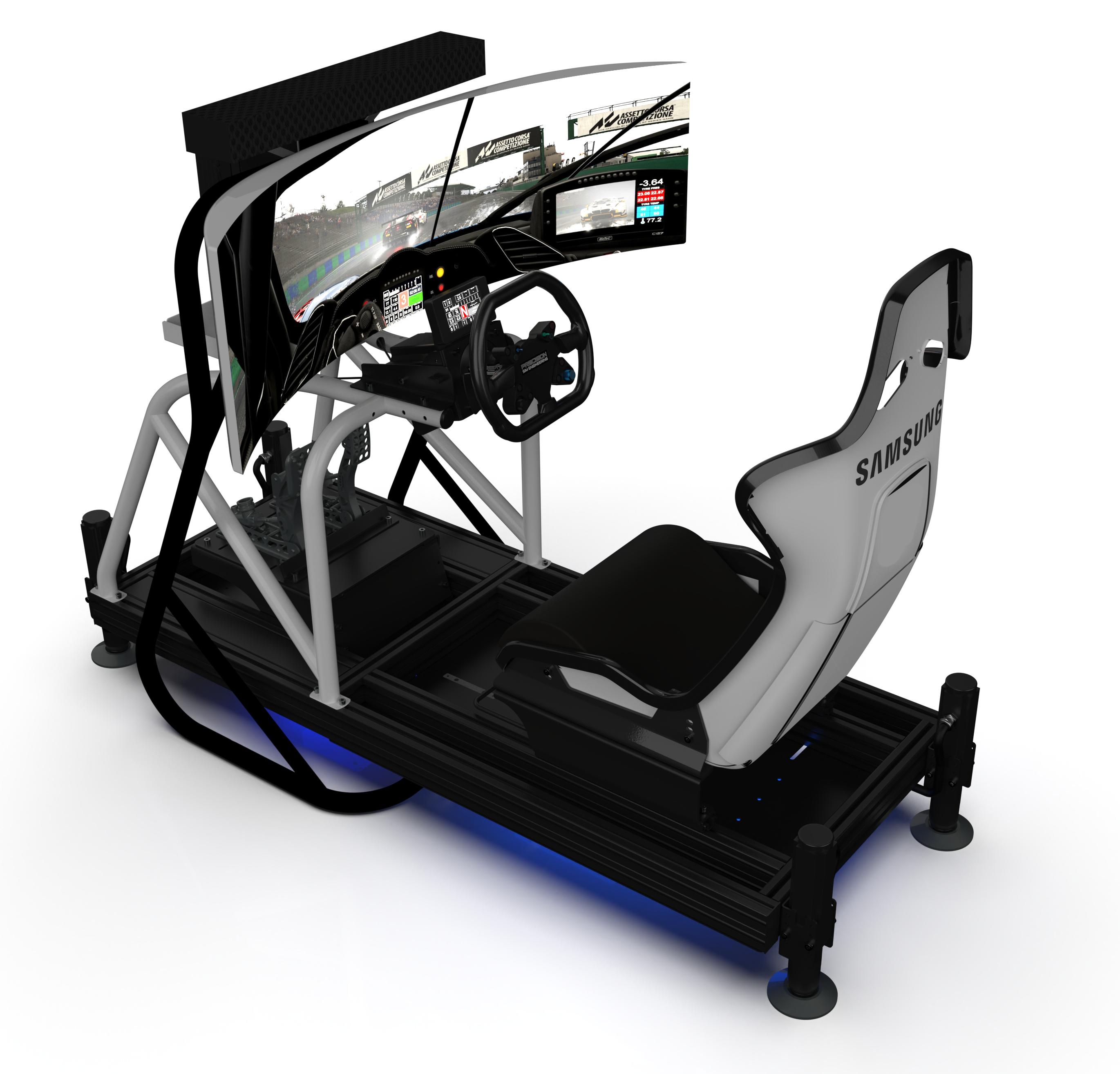 AXSIM Samsung G9 Simulator