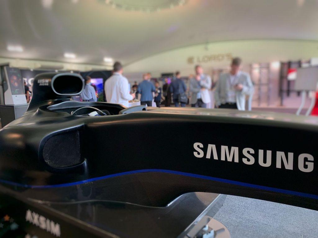 Samsung Simulator