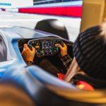 AXSIM Formula Onboard Jessica Hawkins