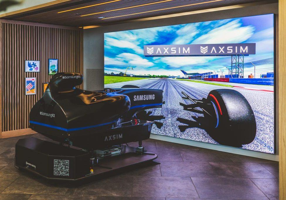 Samsung KX Simulator