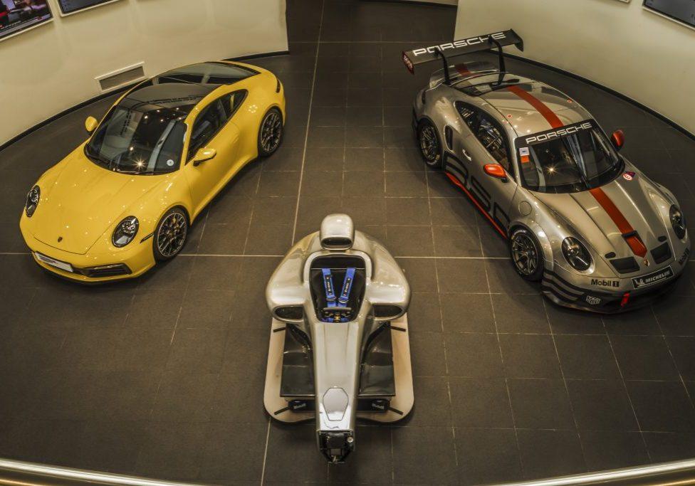 AXSIM F1 Porsche Silverstone