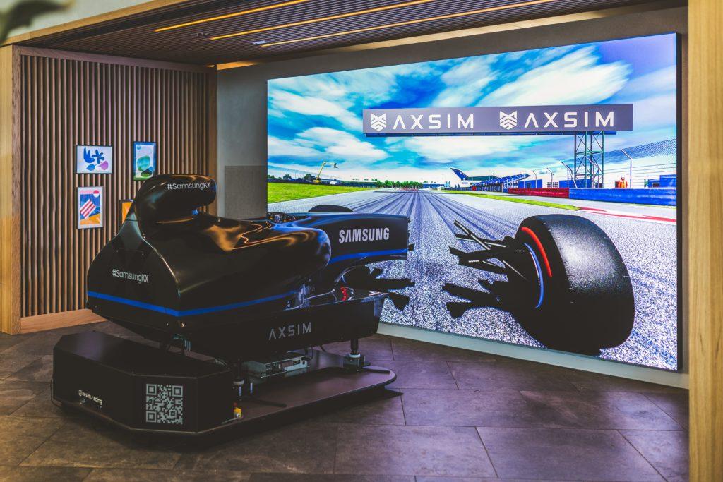 AXSIM Formula Sim (Samsung)