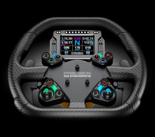 Precision Sim Engineering GT1 Steering Wheel