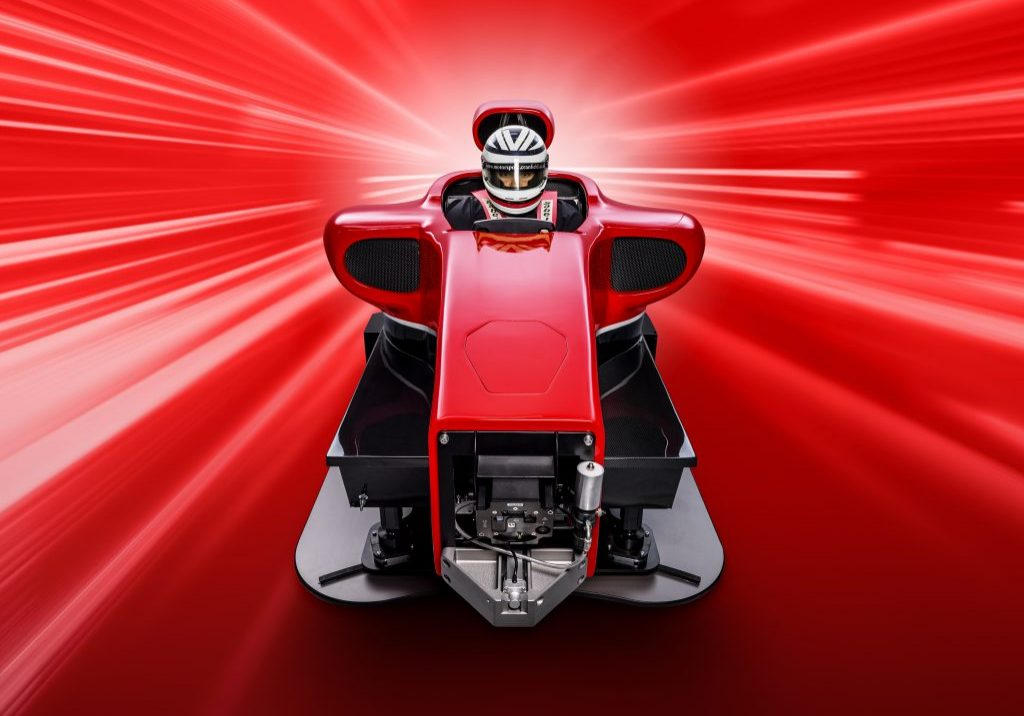 Motion Racing Simulator