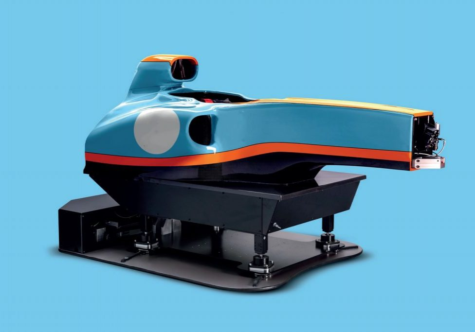 gulf simulator